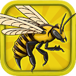 Angry Bee Evolution - Idle farm tap free clicker 2.2.06