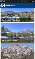 Screenshot of Squaw Valley | Alpine Meadows