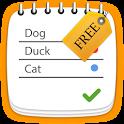 My Dictionary - Free: polyglot icon