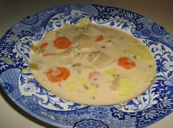Slow Cooker Potato Soup Recipe