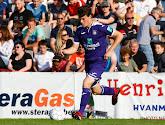 Lucas Lissens voor het eerst in de selectie bij Anderlecht