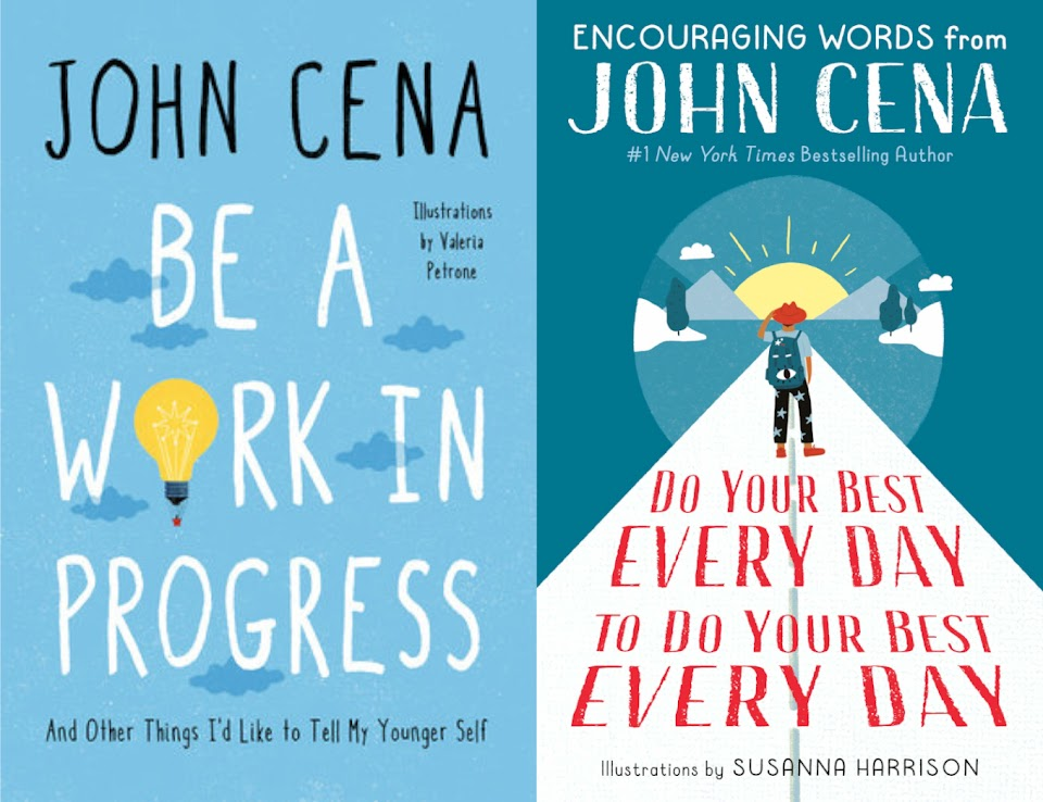 john cena books