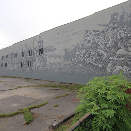 Historical Mural by Rohan Jackson - Buildings & Architecture Public & Historical
