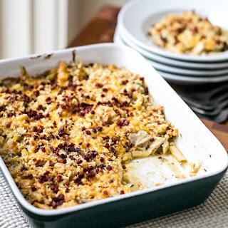 Cheesy Turkey Casserole Recipes