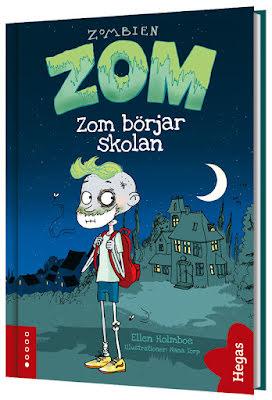 Zombien Zom 1 - Zom börjar skolan