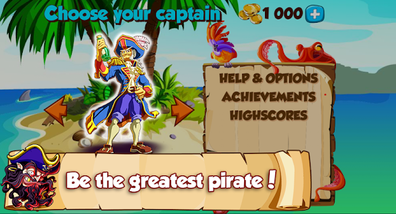 Pirate Saga - Triple match- screenshot thumbnail