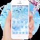 Blue  Diamond Heart Theme (app)