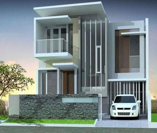 600+ Model Rumah minimalis Terbaru 1.0.4 screenshots 11