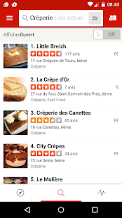 Yelp Capture d'écran