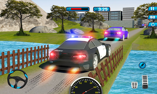 Jump Street Miami Police Cop Car Chase Escape Plan 1.1 screenshots 5