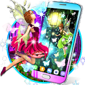Fairy live wallpaper