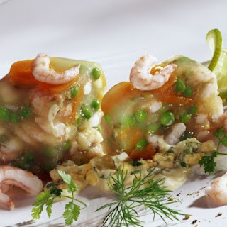 Seafood Jelly Terrine