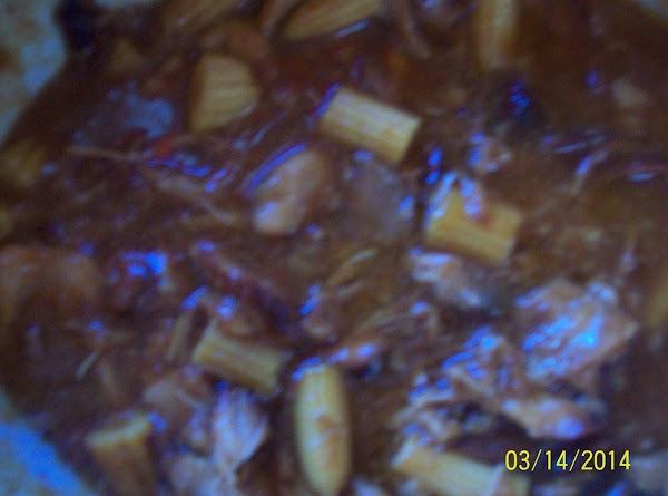 add corn starch to sauce & stir. Add chicken, sesame seeds, & baby corn...