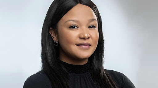 Stephani Lockman, national chairperson of the Progressive Blacks in ICT.