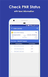 Mobile IRCTC Ticket Booking Live Train Status NTES App Latest Version Download For Android 5