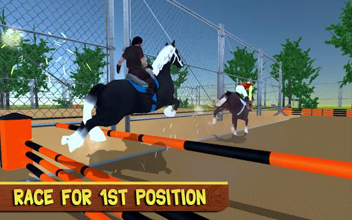 Racing Horse Championship 3D 2.2 Screenshots 3