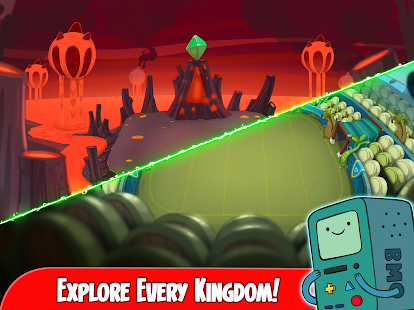 Champions and Challengers - Adventure Time Screenshot