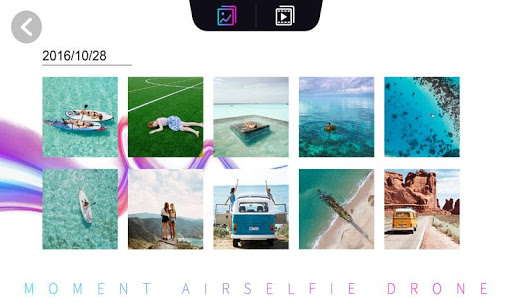 Moment Drone screenshot 4