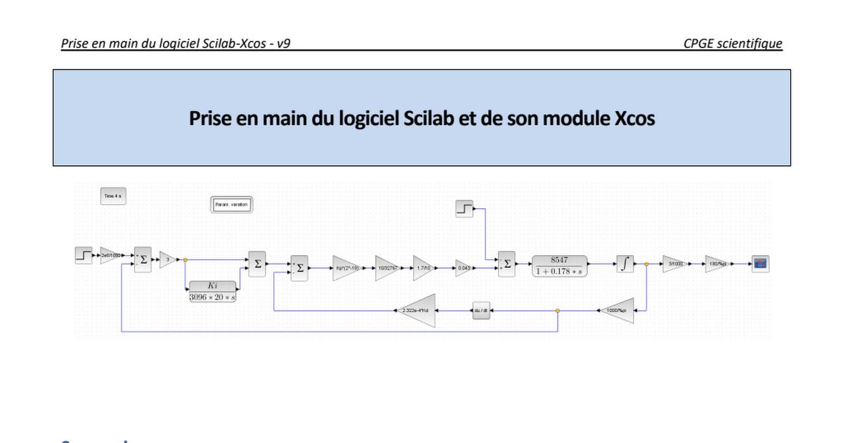 Scilab-Xcos en SI - v9 pdf - Google Drive