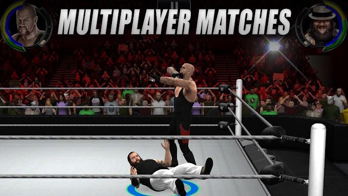 WWE 2K MOD Apk
