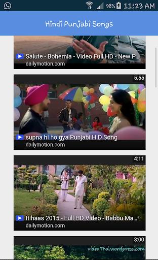 Top Hindi Punjabi Songs 2015
