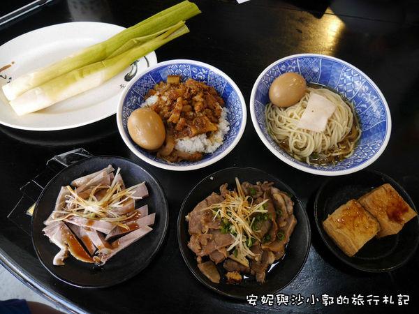 胡國雄古早麵-傳統小吃滋味 簡單的黑白切任你點