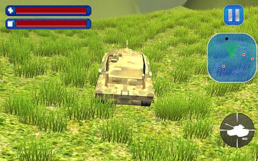 Jazbaa Tank Battle War 3D