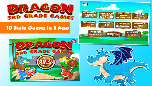 Dragon Grade 3