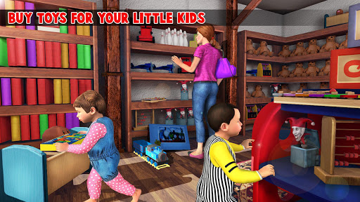 Virtual Mother New Baby Twins Family Simulator 2.1.6 Screenshots 14