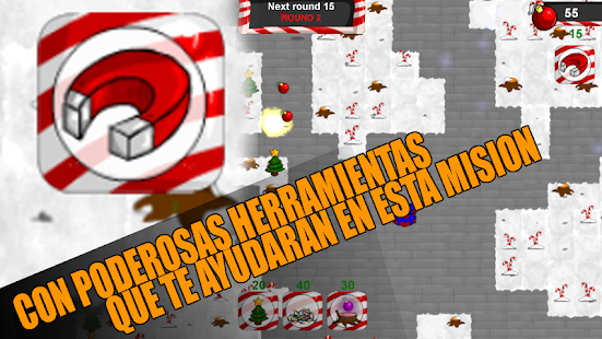 Santa ´s defender christmas war - náhled
