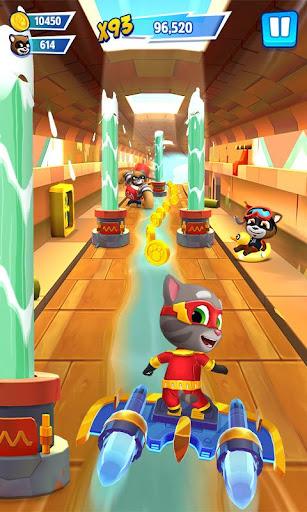 Talking Tom Hero Dash - Run Game 1.6.0.925 screenshots 7