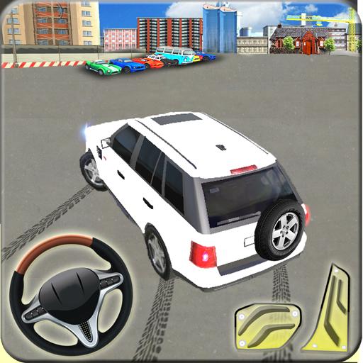 Prado Car Adventure - A Simulator Game of City