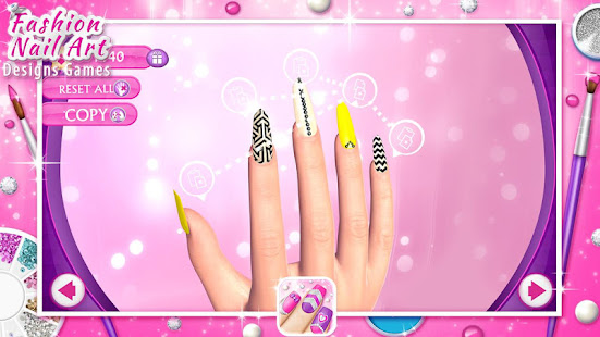 Fashion Nail Art Designs Game Apps On Google Play