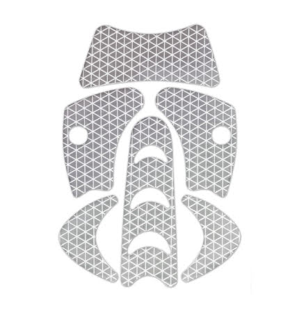 KASK  Silver Reflecting Stickers