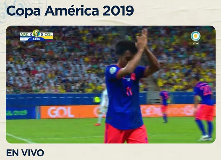 Ver gratis la copa américa 2019