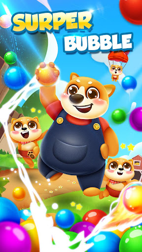 Bubble Shooter - save little puppys  screenshots 1