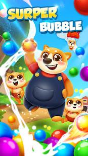 Bubble Shooter - save little puppys