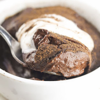 Healthy Vegan Chocolate Pudding.