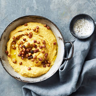 Mashed Chickpeas Recipes.