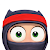Clumsy Ninja file APK Free for PC, smart TV Download