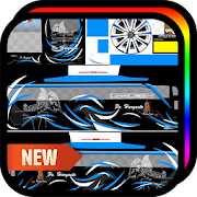 Livery BUSSID Latest Edition icon