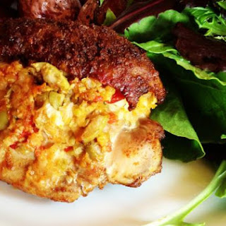 Spanish Style Roasted Chicken.
