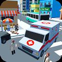 Ambulance Driver - Extreme city rescue 1.0