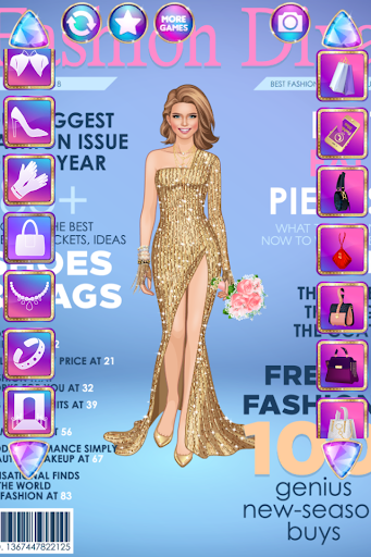 Fashion Diva Dress Up - Fashionista World 1.0.1 screenshots 3
