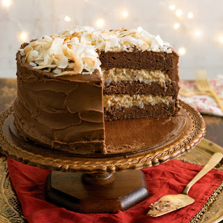 German Chocolate Cake Without Buttermilk Recipes.