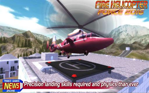 Fire Helicopter Force 2016 1.6 screenshots 2