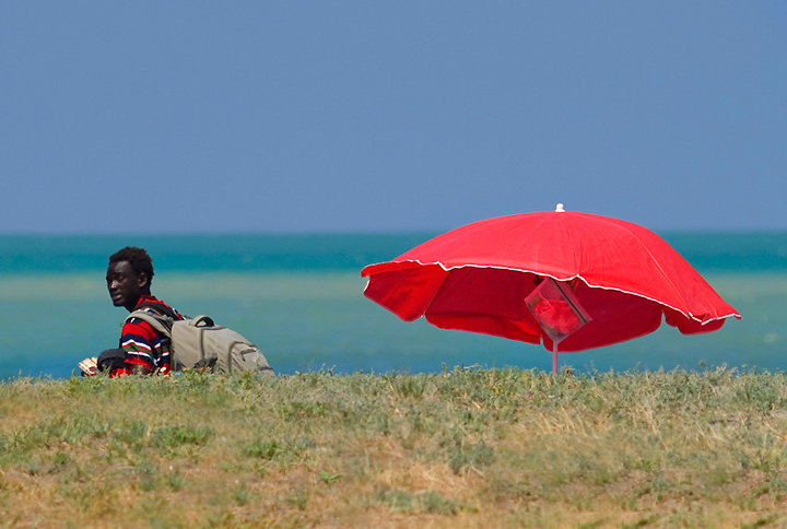 Vù cumprà di Mirko Macari Fotografia