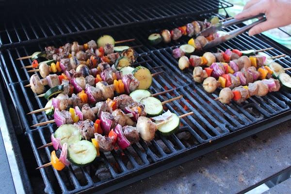 Grill about 15 minutes, turning every 5 minutes, until meat is cooked to your...