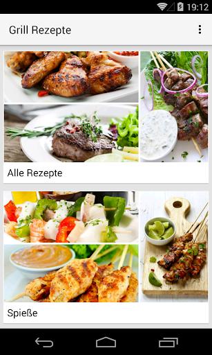 Grillen Rezepte BBQ