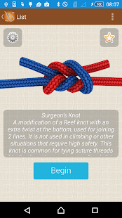 How to Tie Knots - 3D Animated- screenshot thumbnail